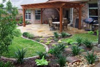 Texas backyard - large and beautiful photos. Photo to ...