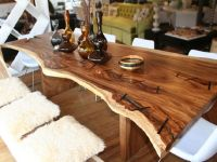 Unusual dining room tables - large and beautiful photos ...