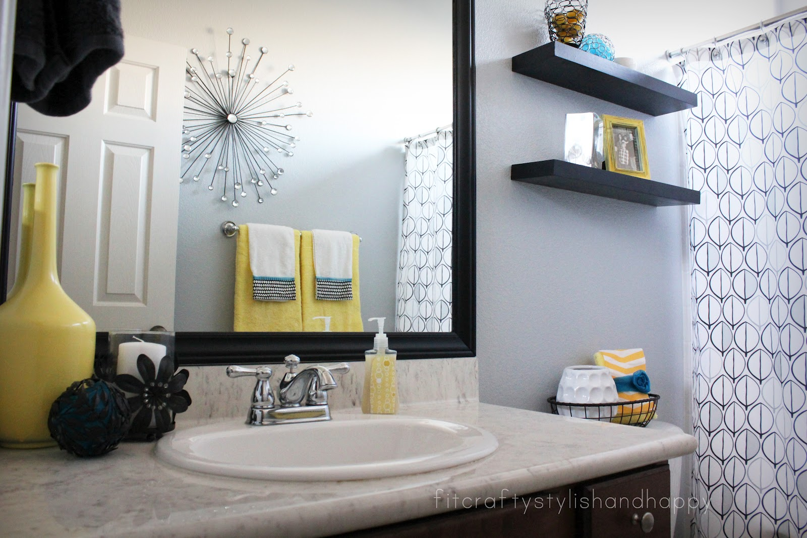 Yellow And Grey Bathroom Large And Beautiful Photos Photo To Select Yellow And Grey Bathroom Design Your Home