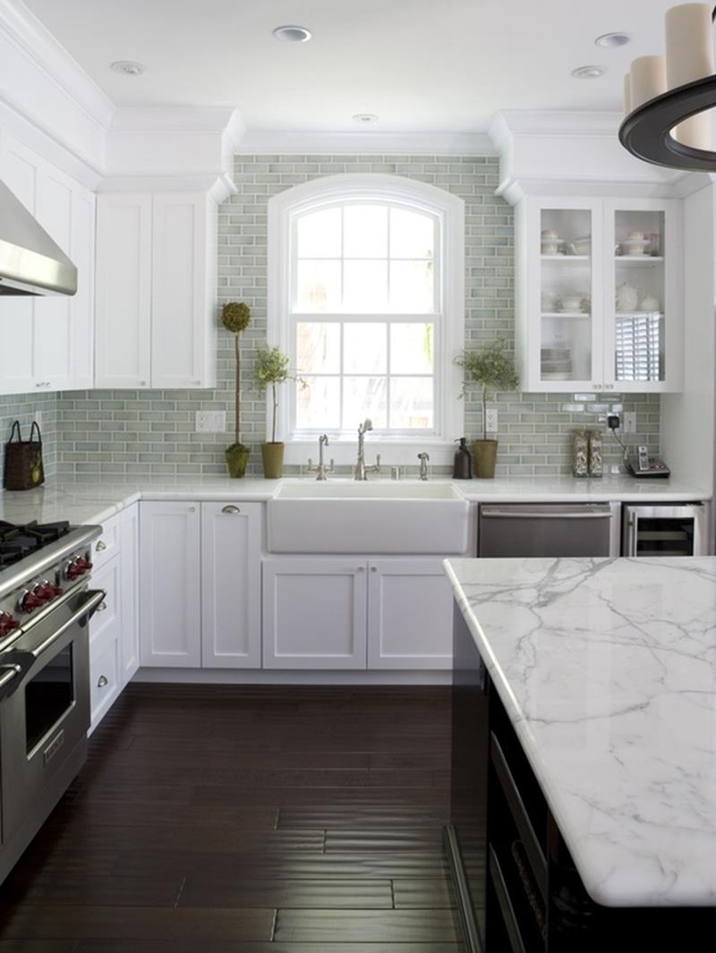 19 Brilliant And Beautiful Kitchen Backsplash Ideas Page