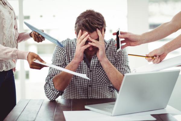4 Ways to Reduce Stress at Work