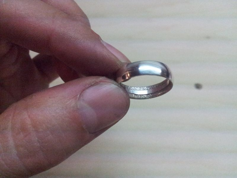 How To Make Diy Rings From A Silver Coin Jewelry Making