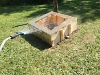 Concrete Fire Pit DIY Project  Quikrete Makes It Easy-ish ...