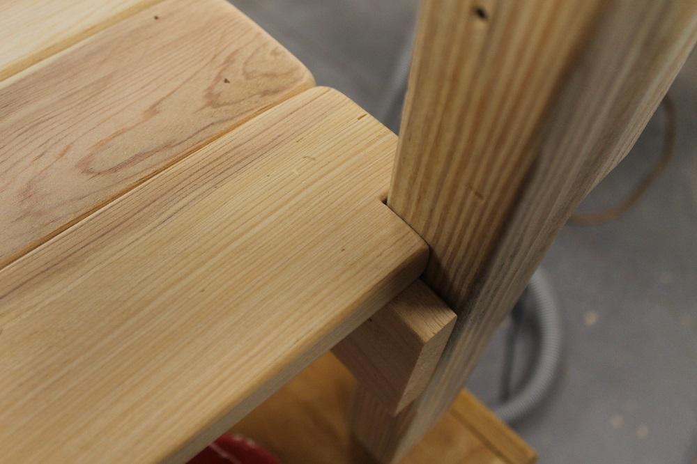 Pallet Wood Hall Table An Easy Diy Reclaimed Wood