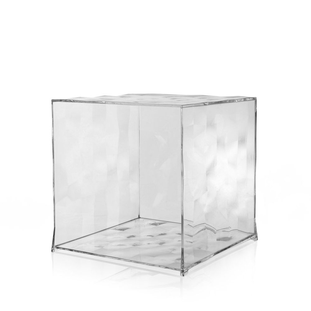 Kartell Container Optic Container Ohne Tür Transparent Kristallklar