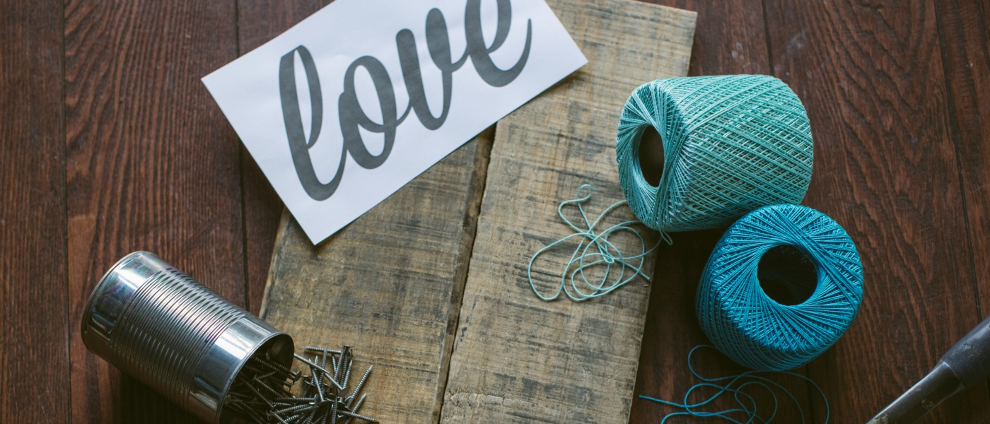 Diy String Art Letters Homefront Magazine