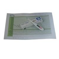 1 x Basal (Digital) Ovulation Thermometer - F (Fahrenheit ...