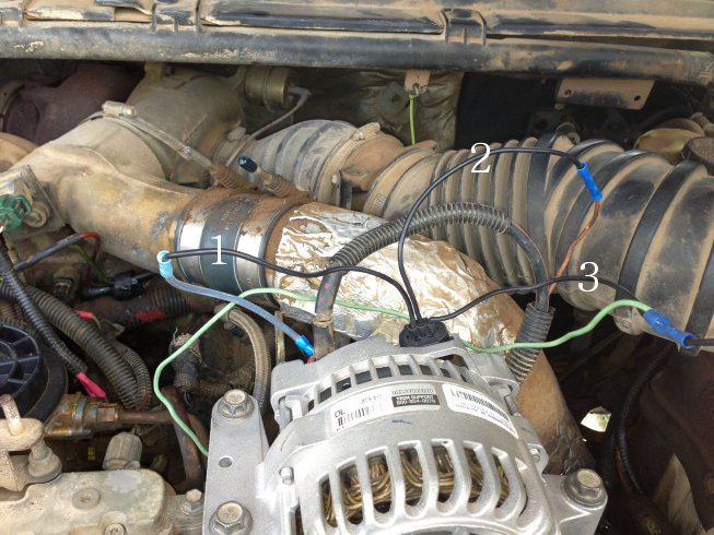 2000 F250 73 Alternator Wiring Help - Ford Truck Enthusiasts Forums
