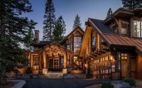 Excellent Home in a Rustic Style - Architecture Design ...