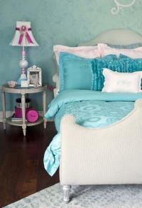 Turquoise childrens room for girls | Ideas for Home ...