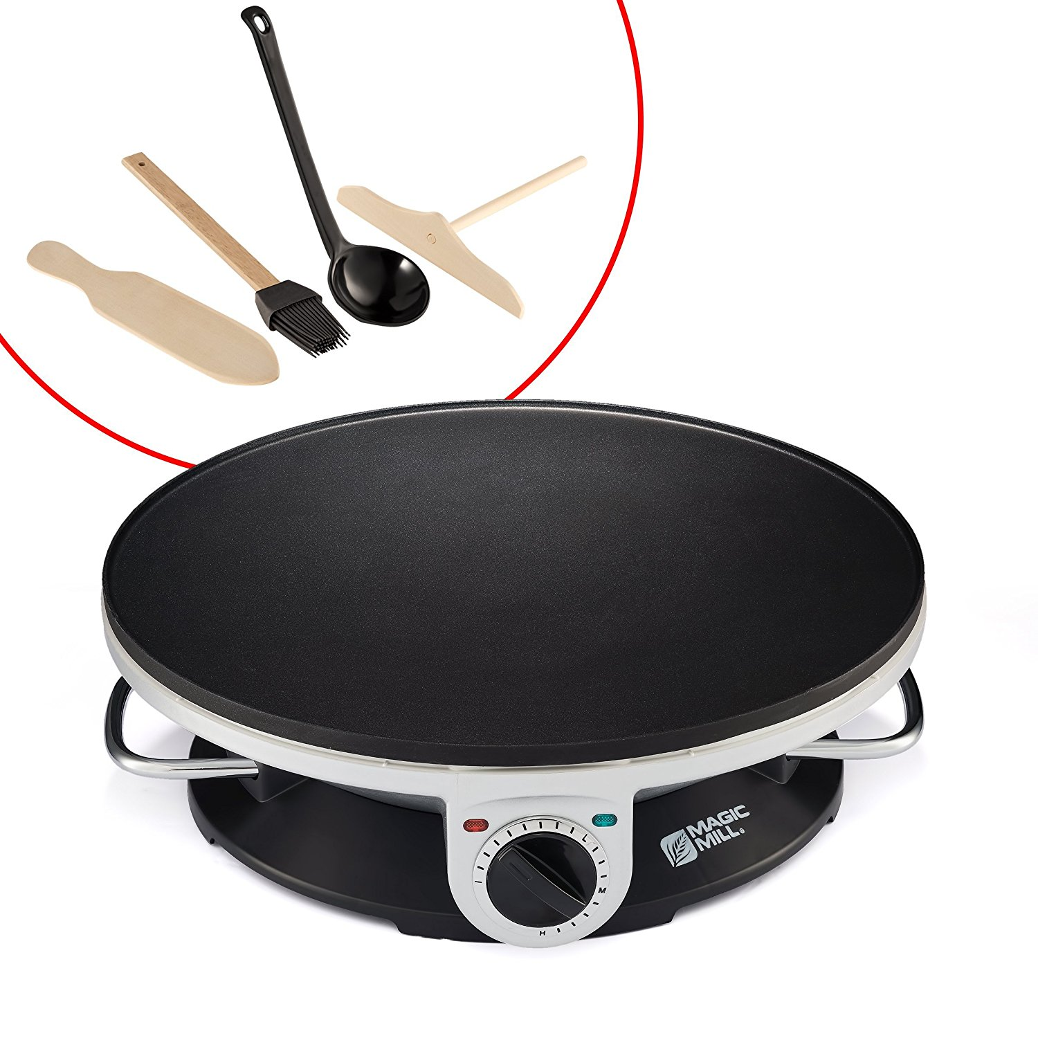 Amazon Cucinapro Best 4 Electric Griddle And Crepe Maker Read Before Buy Homeindec