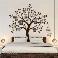 Best 3 Bedroom Wall Decals Sticker for Mural Ideas - HomeInDec