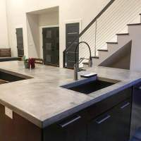 Concrete Kitchen Countertops - Are They Worth It?