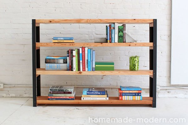 Diy Bookshelf 22 Amazing Ideas You Can Make Easily