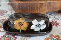 At the Table: Pfaltzgraff Painted Poppies and a Blooming ...