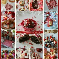 Valentine's Day Round Up: 14+ Sweets and Treats!