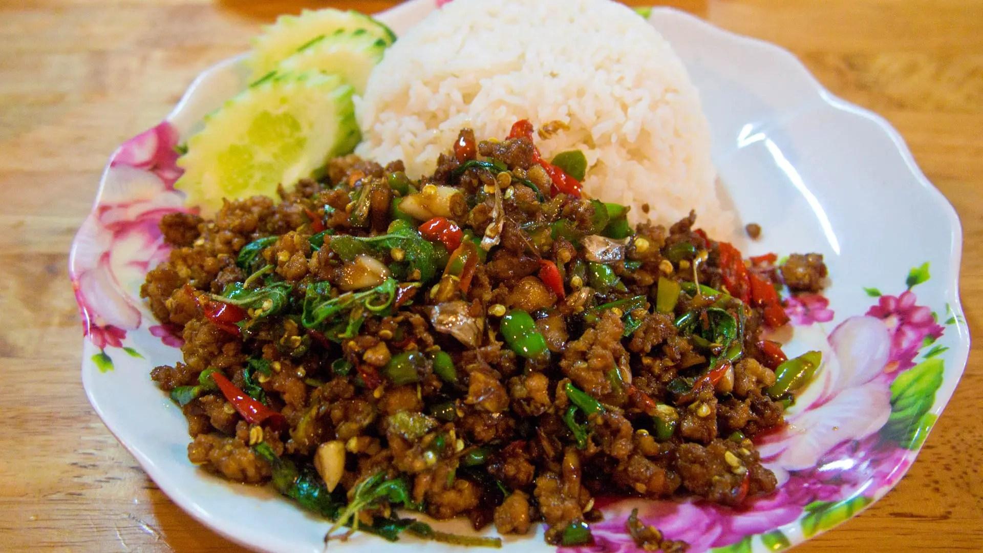 Thailand Essen 10 Gerichte Die Du Probieren Musst Teil
