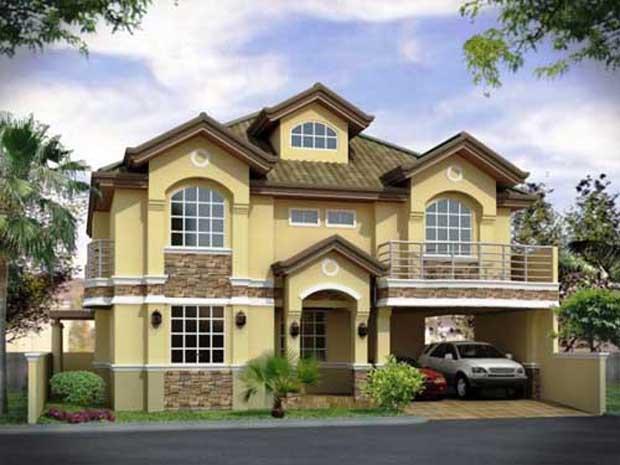 luxury home design render car garage architecture architecture house monovolume