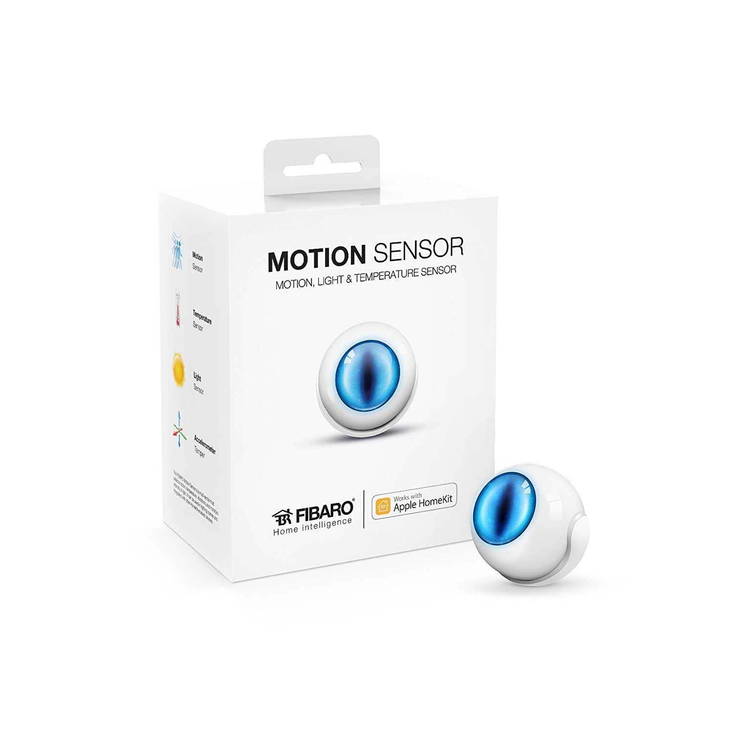 Camera Exterieur Homekit Détecteur De Mouvement Homekit Apple Eve Motion - Homekit
