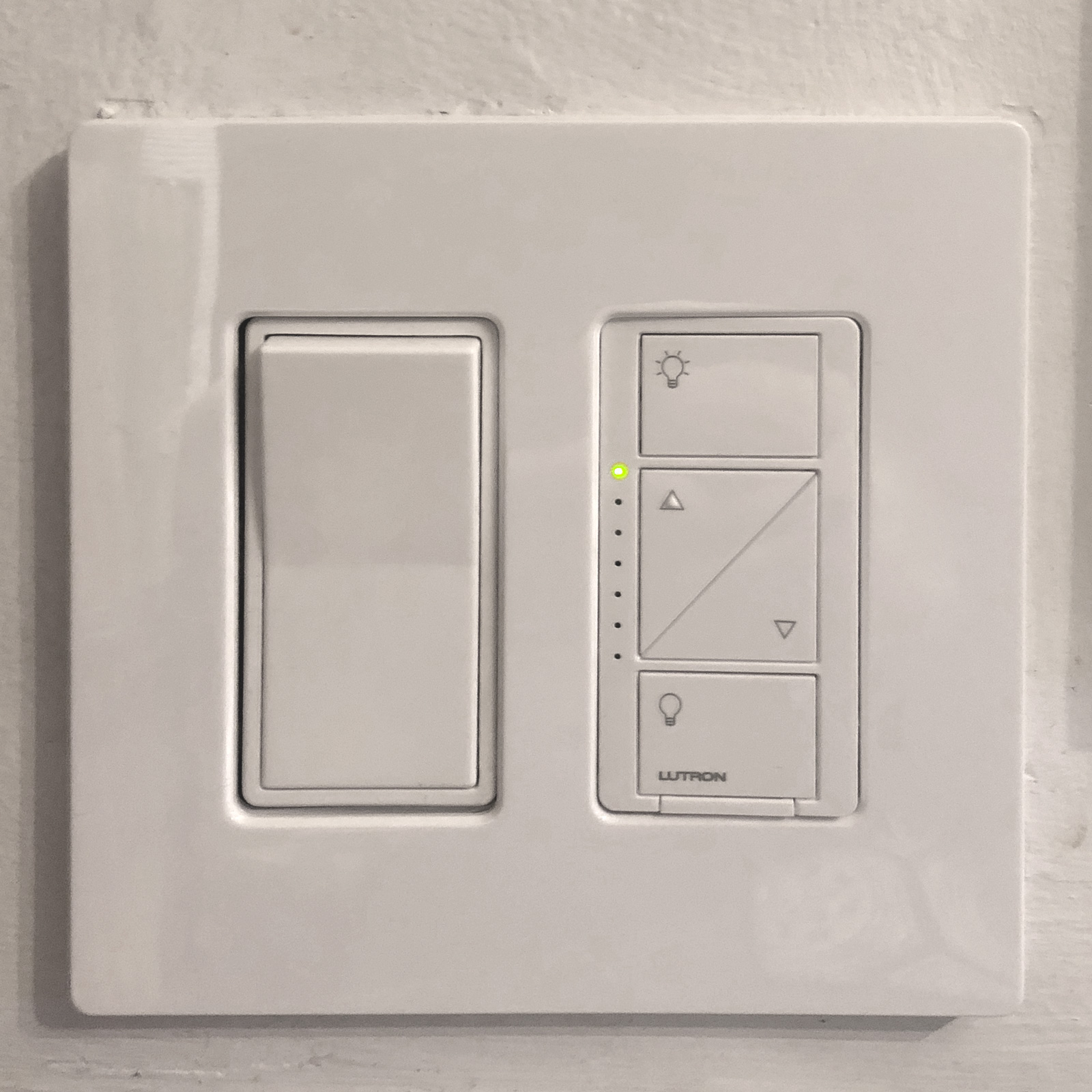 Dimmer Switch Lutron Caseta Dimmer Switch Review Homekit News And Reviews