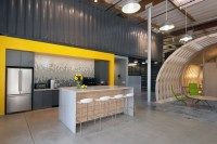 Contemporary Office Space In California | Home Interior ...