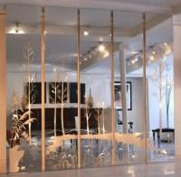 Mirror Walls: Plastic Panels and Tiles | Home Interior ...
