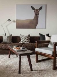 Naturalistic Scandinavian-Style Apartment Reminding of ...