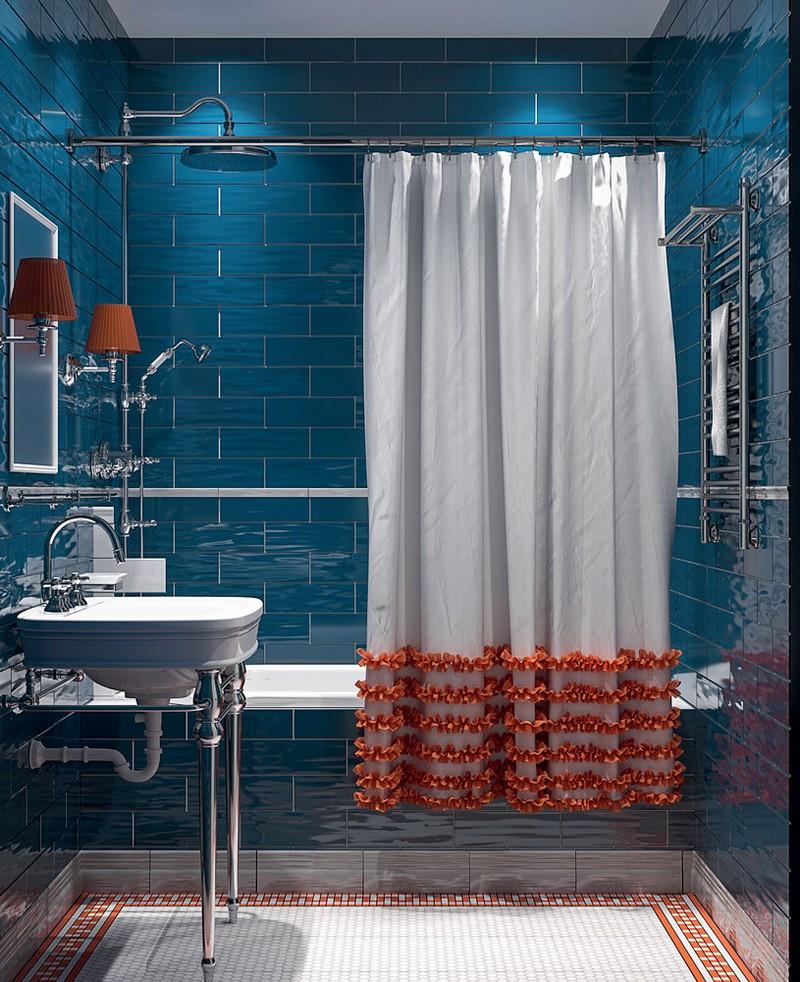 Art Deco Style Toilet | Salle De Bain De Luxe De Design ...