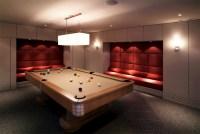Billiards Room Interior Design Tips and Ideas   Home ...