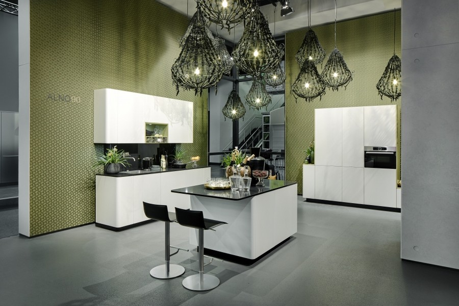 4-2-Sachsenküchen-kitchen-set-design-at-LivingKitchen-show-in - deco maison cuisine ouverte