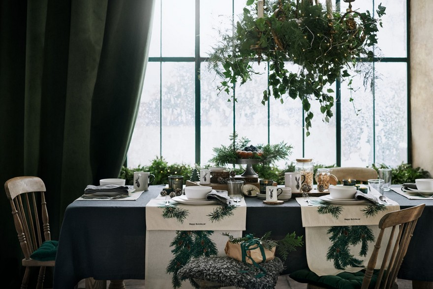 H&m Home Decoration New Christmas Collection Of H&m Home For Your Inspiration