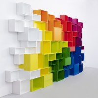 Cubit Configurable Modular Shelving System - Homeli