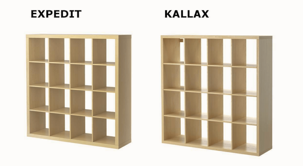 Kallax Expedit Ikea Discontinues Expedit Shelving - Ikea Kallax Is The