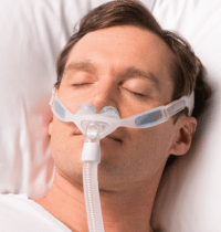 Respironics Nuance Pro Nasal Pillow CPAP Mask  Home ...