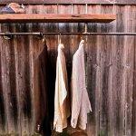 Multifunction Industrial Pipe Coat Rack 3