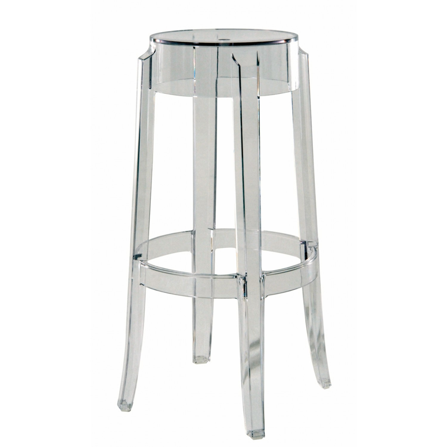 Tabourets De Cuisine Pas Cher Interesting Tabouret Bar Charles Ghost With Tabouret De