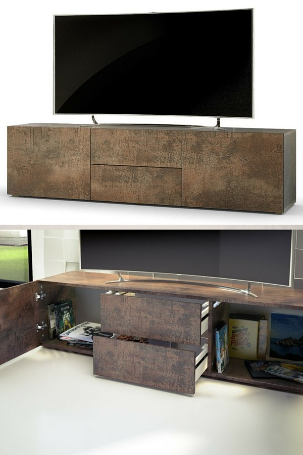 Casier Industriel Metal Meuble Tv Industriel Pas Cher : Le Top10