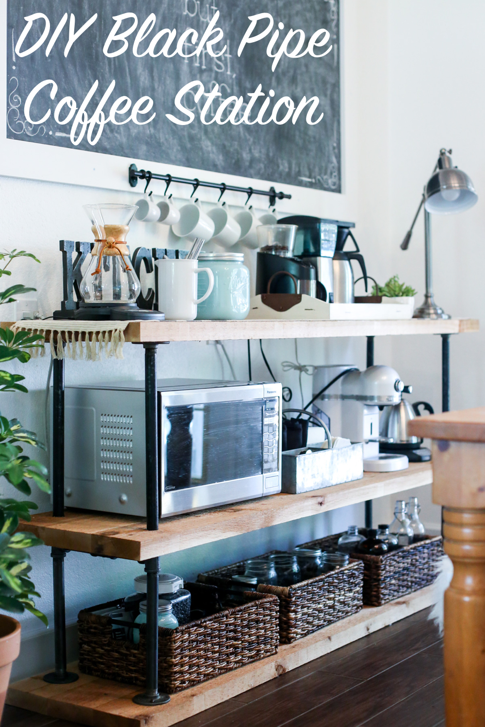 Farmhouse Coffee Shop 30 Charming Diy Coffee Station Ideas For All Coffee Lovers Homelovr