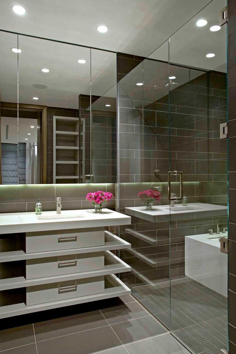 50 Modern Small Bathroom Design Ideas Homeluf Com