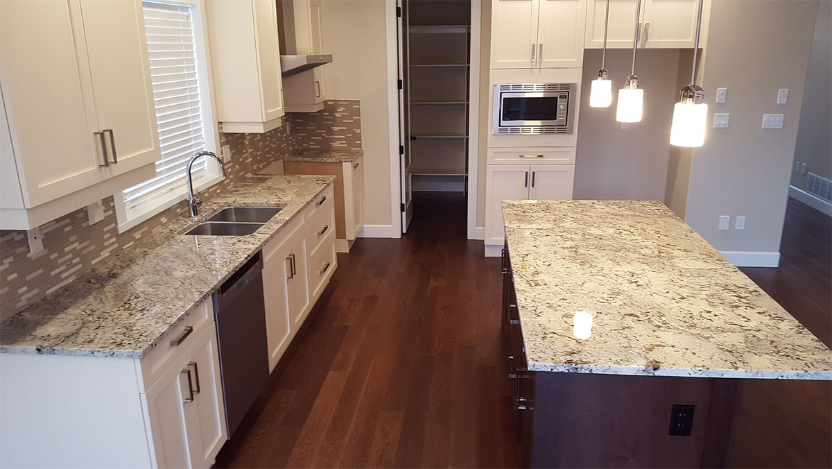 Kitchen Countertop Cabinets Top 25 Best White Granite Colors For Kitchen Countertops Homeluf