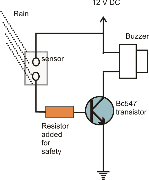 resistor current sensor circuits electronic circuit projects