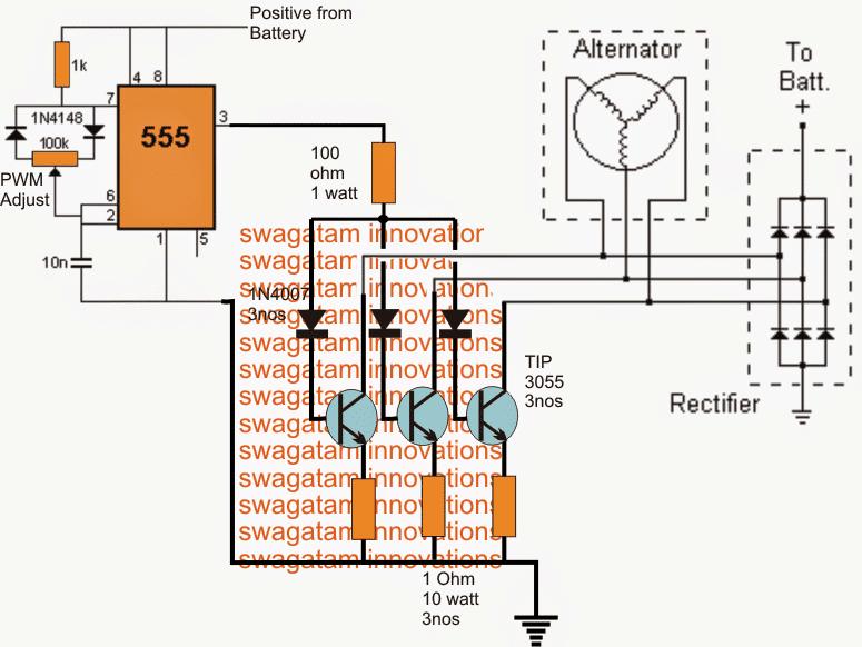 110 Loncin Wiring Diagram 3 Phase Motorcycle Voltage Regulator Circuit