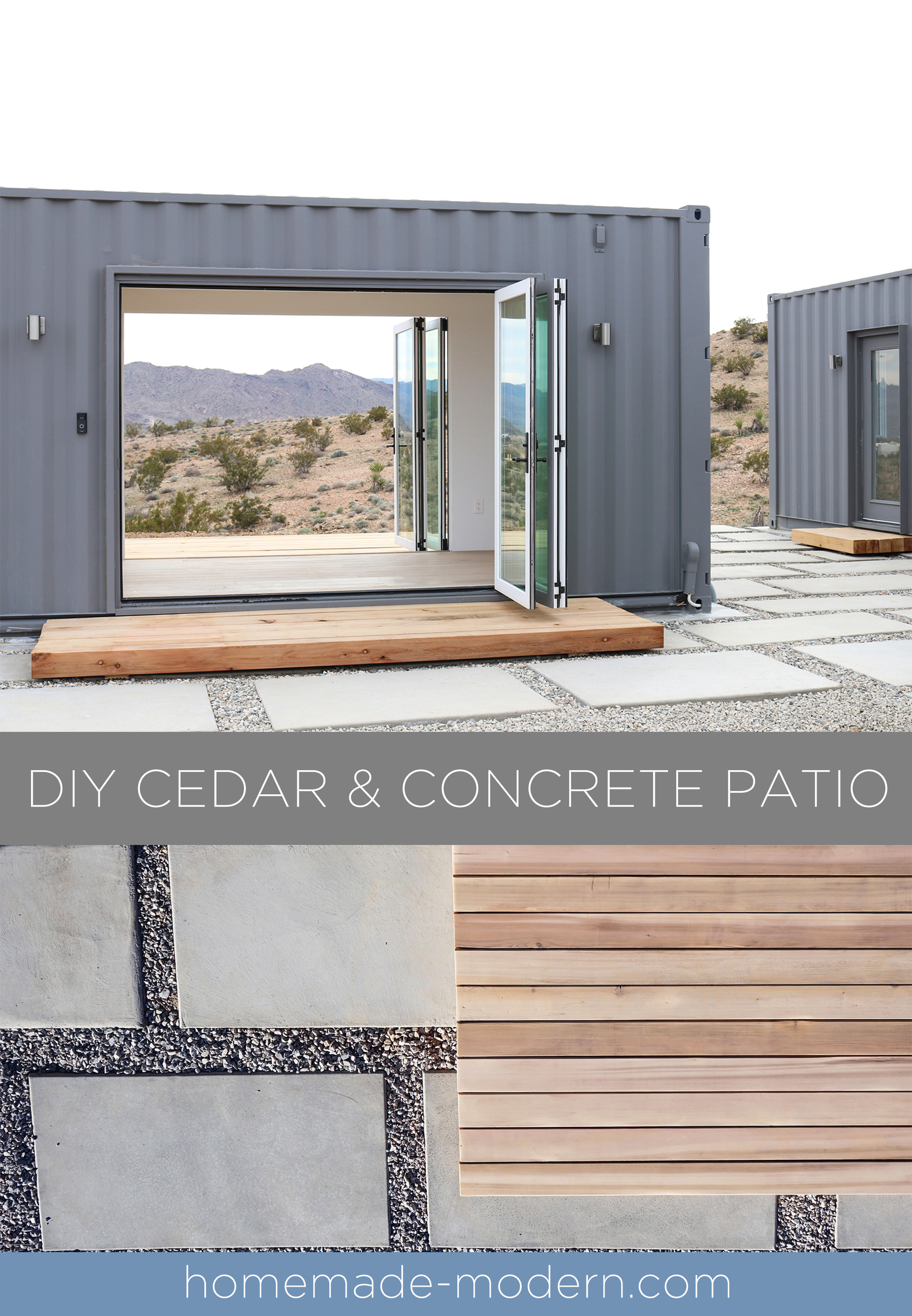 Home Depot Cedar Deck Boards Homemade Modern How To Make Concrete Patio Pavers And A Solid