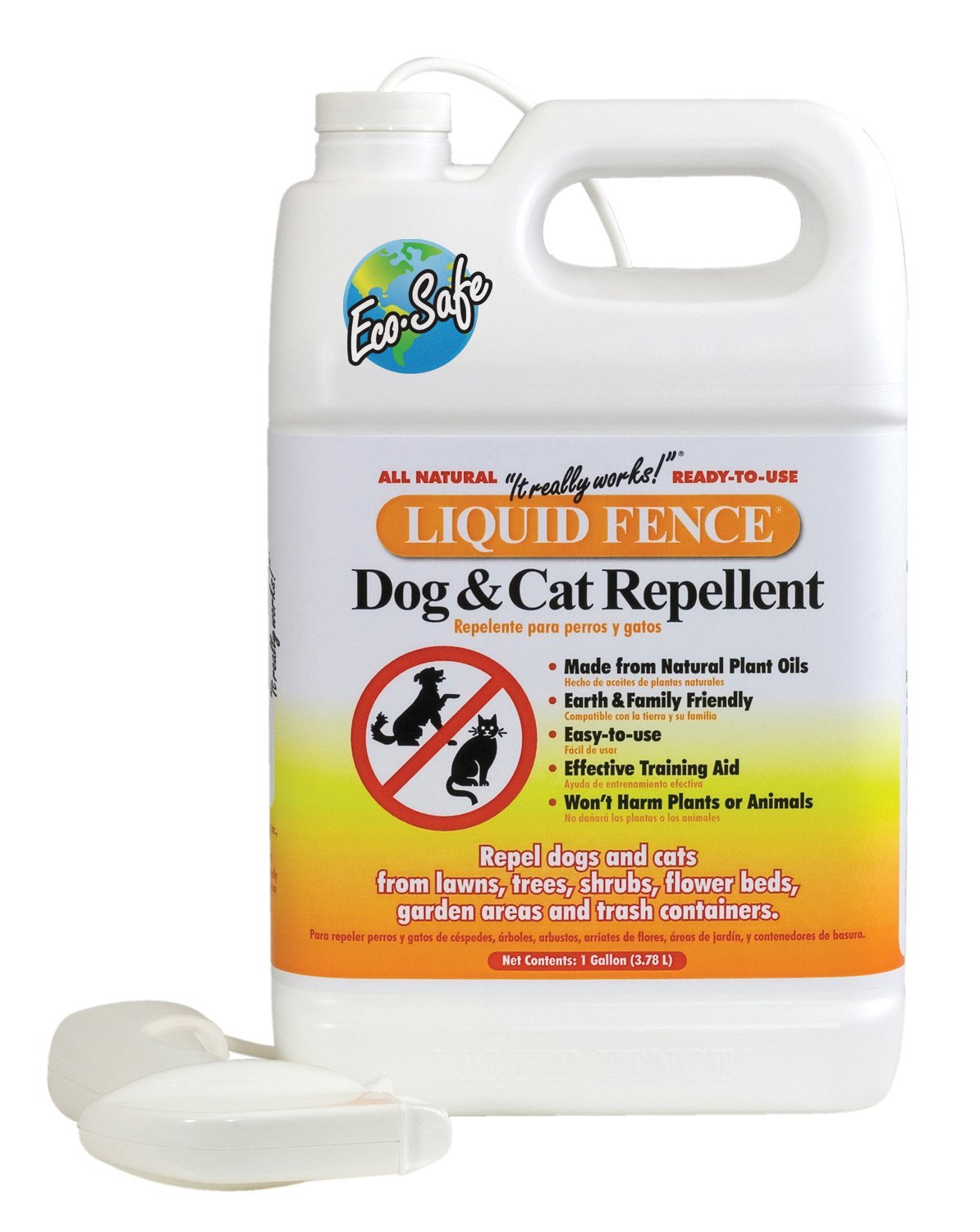Cat Repellent Spray For Furniture Natural Mosquito Repellent for Dogs – Safe for Pets