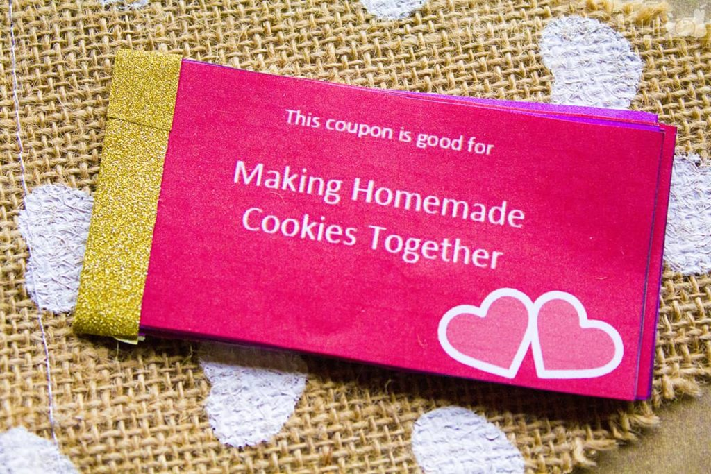 Valentines Day Coupons for Kids - a Free Printable - Homemade for Elle