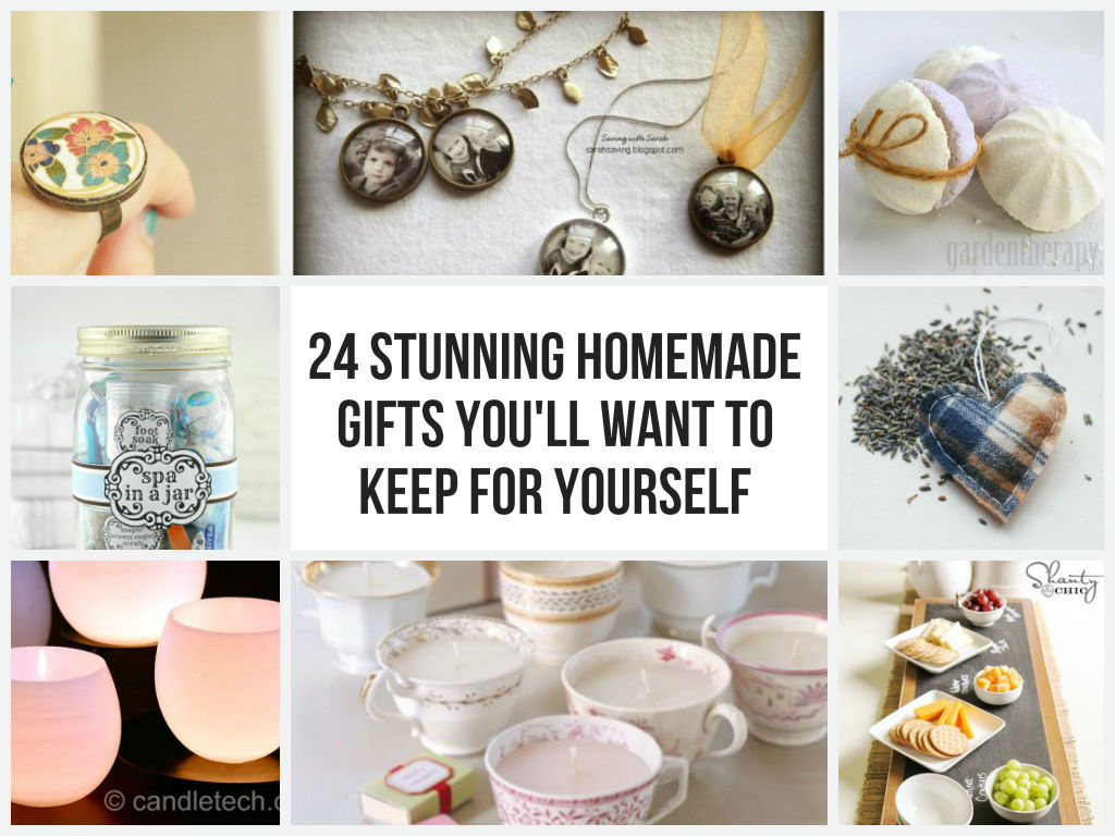 Selfmade Wohnideen 24 Stunning Homemade Gifts You 39ll Want To Keep For Yourself