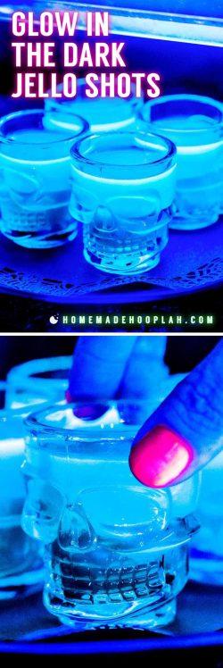Dainty Malibu How To Make Jello Shots Jello Shot Glow A Dorm Jello Shots Homemade Hooplah How To Make Jello Shots Glow