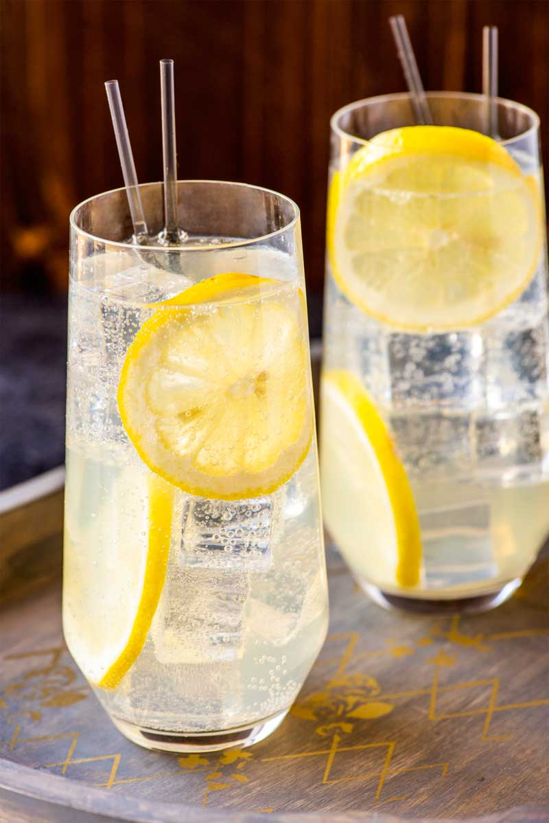 Drink Gin Tom Collins