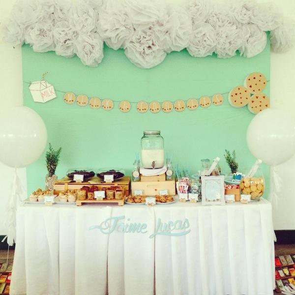 Lucas' Cookies and Milk DIY Party29