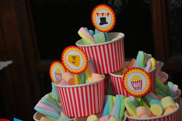 Homemade Parties DIY Party_Circus Party_Vito04